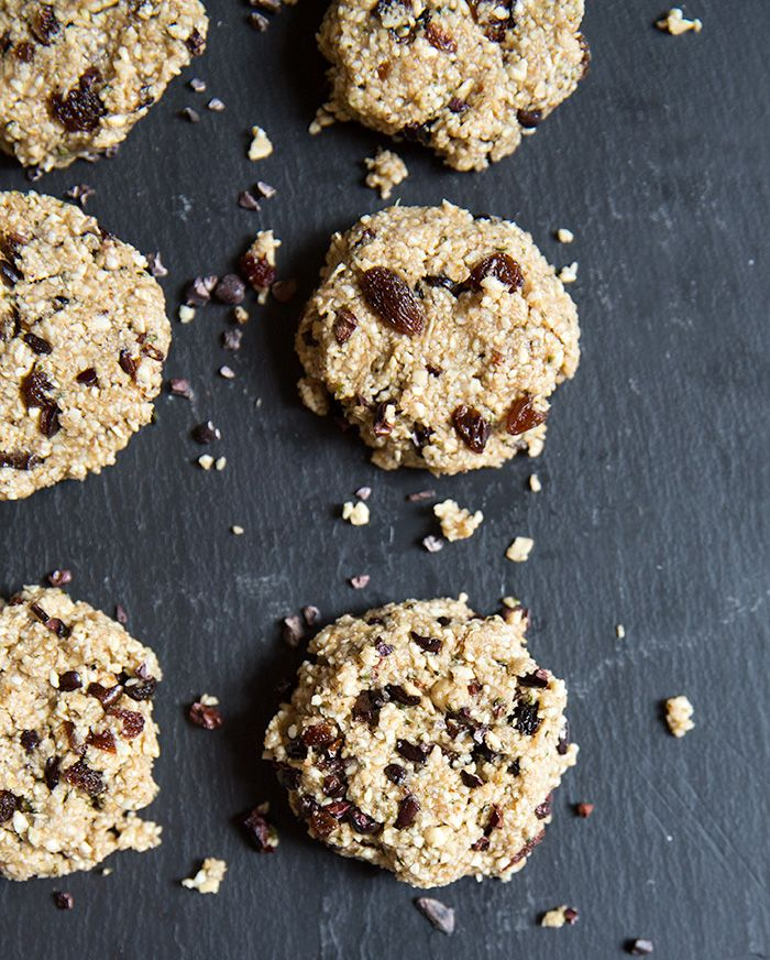 recipe: cacao nib cookies vegan [4]