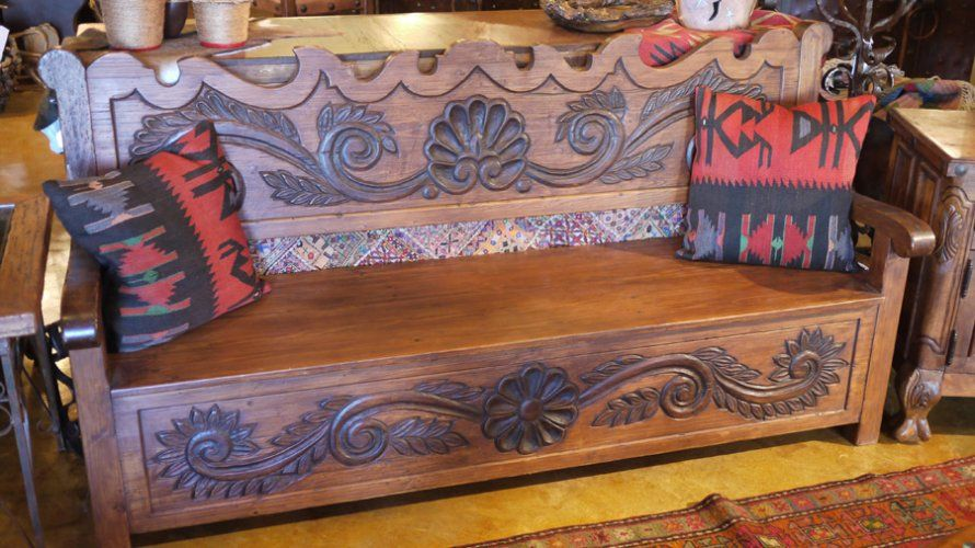 Spanish Native American Themed Furniture   Google Search