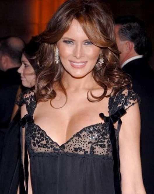 Sexy Ou Coquine Melania Trump, The Next First Lady -2025