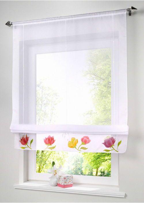 Modelos de cortinas de cocina una forma de cambiar el - Que cortinas poner en la cocina ...