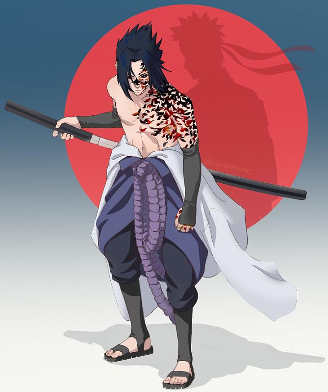 Sasuke Is Art Alpacanome Sasuke Naruto Naruto And Sasuke Wallpaper Sasuke Uchiha Shippuden Naruto