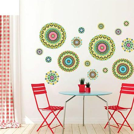 Wall Pops Tika Wall Art Decal Kit Wall Sticker Outlet