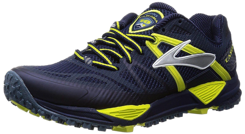 Brooks Men's Cascadia 10 Shoes Size 9.5M Shoes, Running