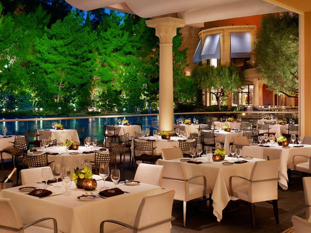 The restaurants with the best views in Las Vegas. | Las ...