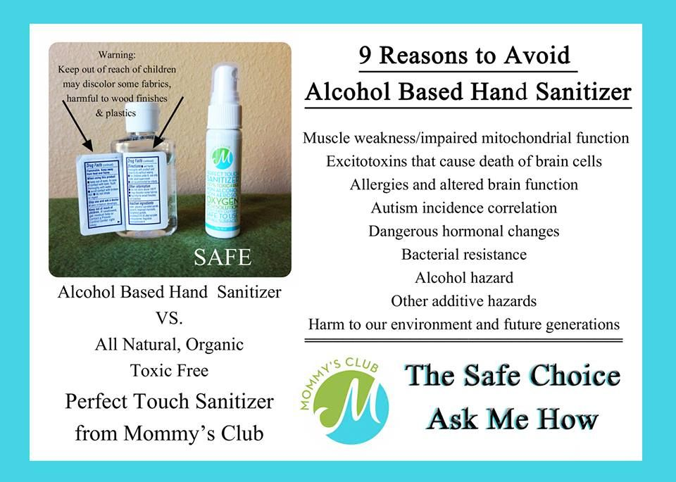 Risks Of Alcohol Based Sanitizers Lack Of Energy Hormonal
