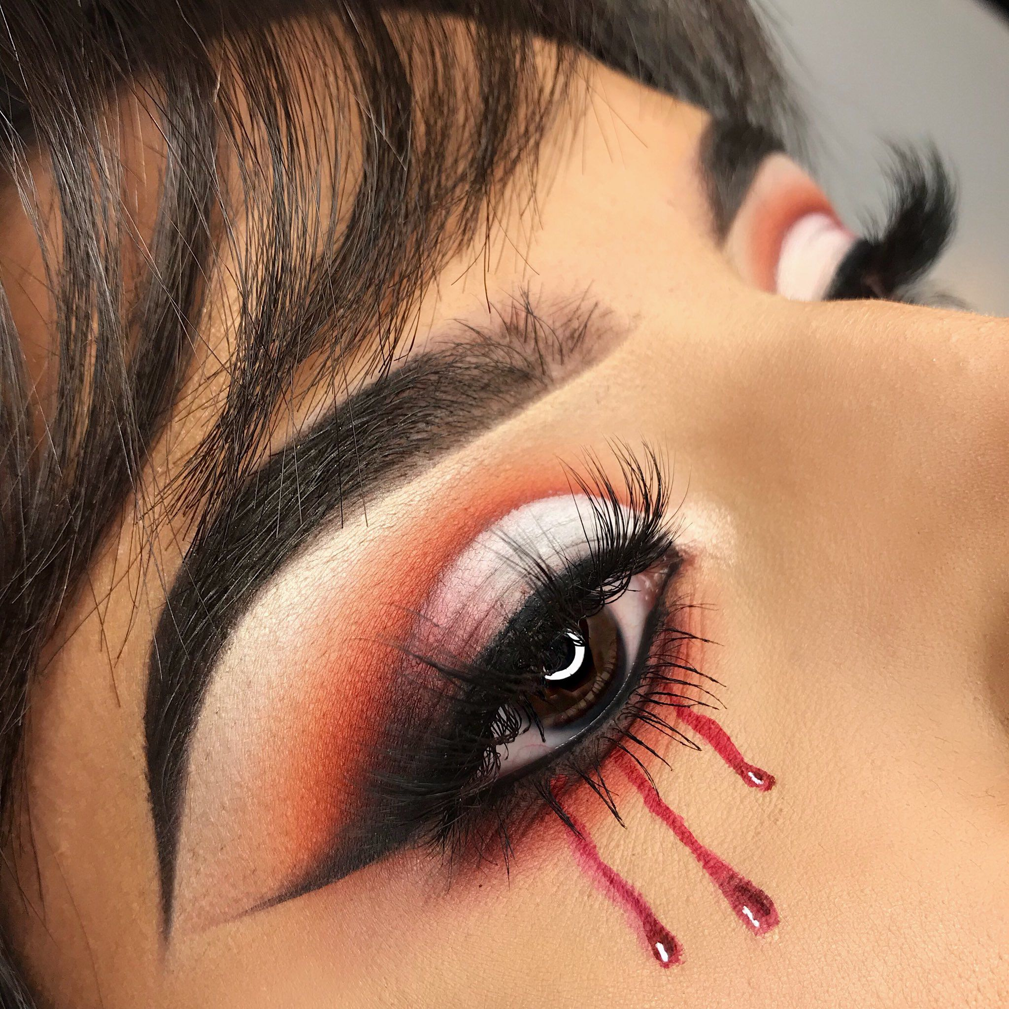 Pin by 𖤐𝔏𝔞𝔲𝔯𝔶𝔫 𝔗𝔞𝔶𝔩𝔬𝔯𖤐 on ʍακεuρ♡ | Eye makeup, Cute ...