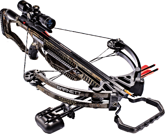 Whitetail Hunter® II Crossbow hunting, Crossbow