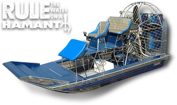Hamant Airboats Hamant Airboats is the premiere custom