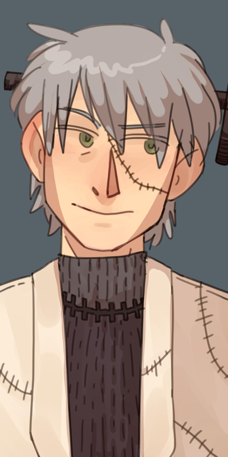 paleocat Anime, Mad scientist, Soul eater