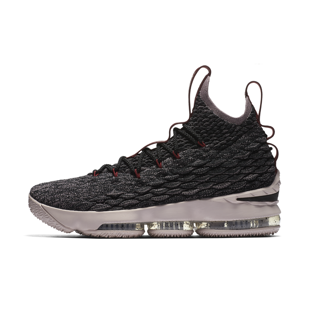 low priced 148d8 0af89 Nike LeBron 15 Basketball Shoe Size 11.5 (Black) | Products ...