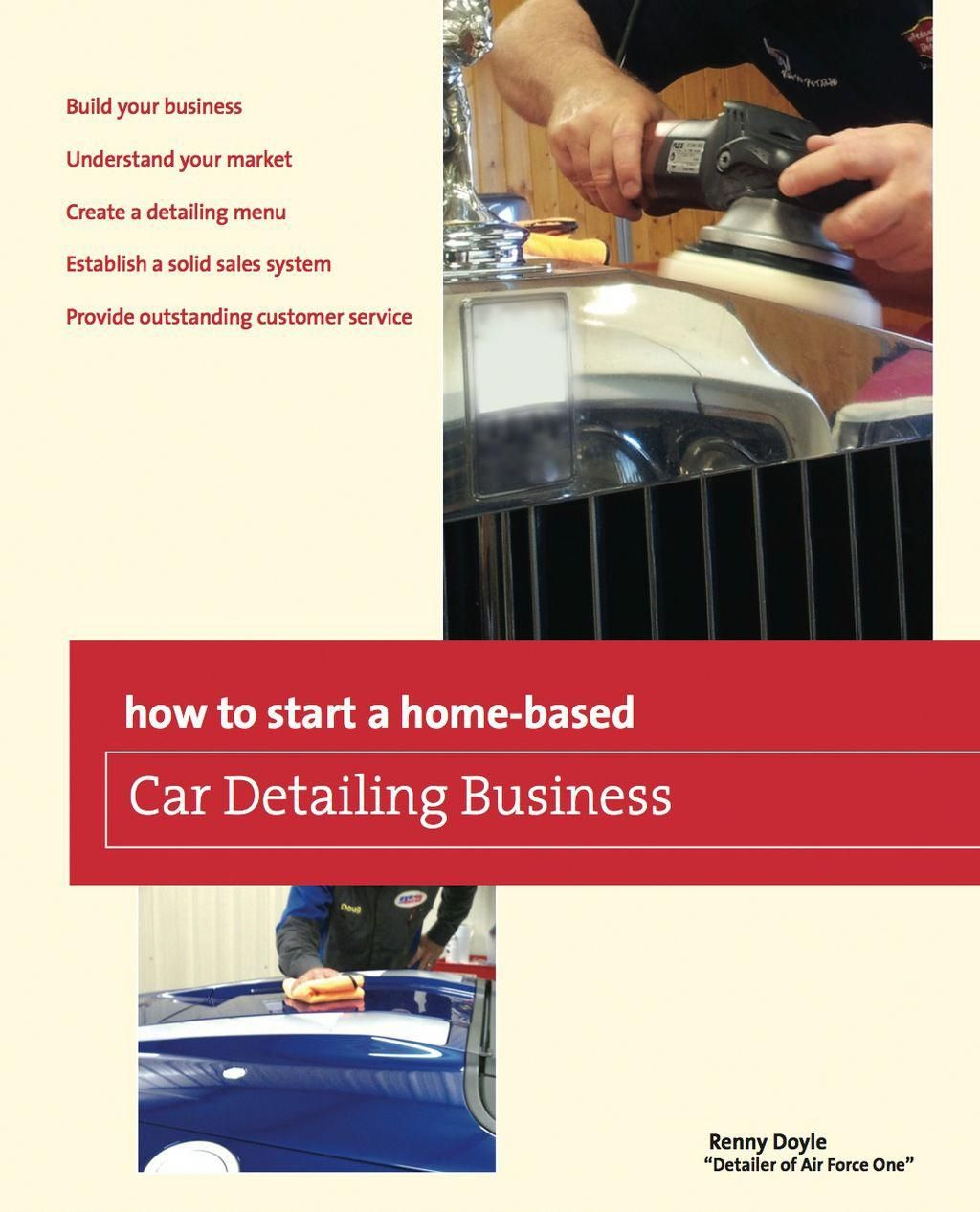 How to Start a Homebased Car Detailing Business (eBook