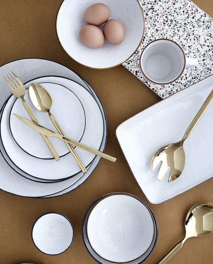 Geschirr von Broste Copenhagen. #kitchendesign #kitchen #küche ...