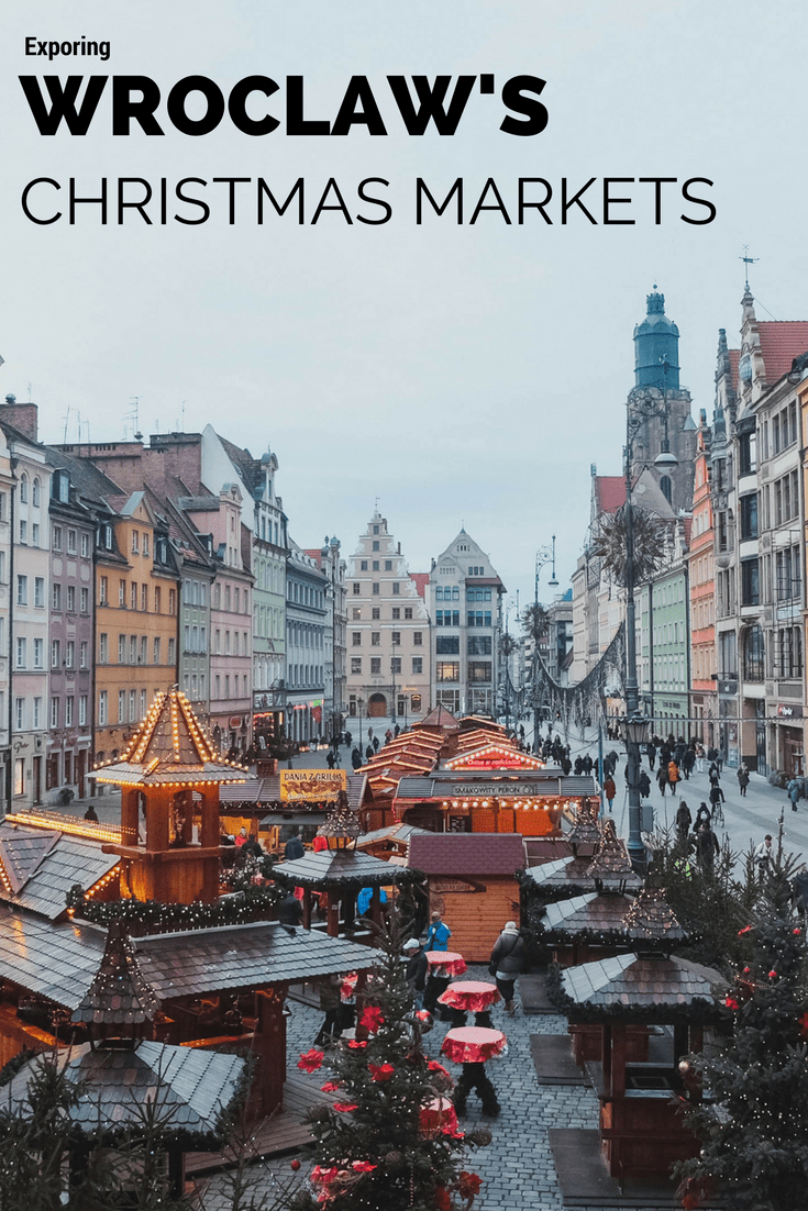 Exploring Wroclaw's Beautiful Christmas Market | Travel