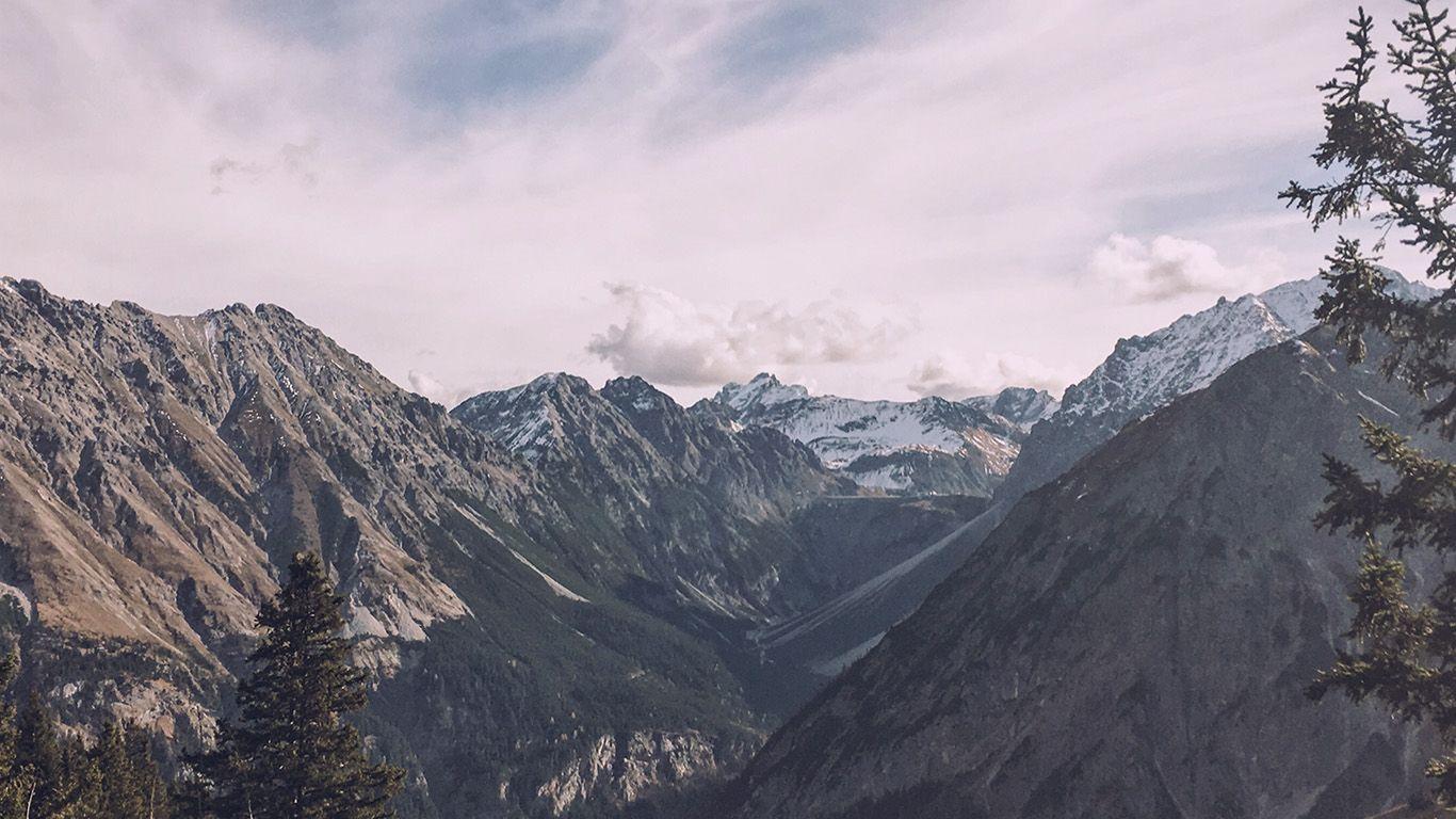 Mountain Wallpaper Macbook