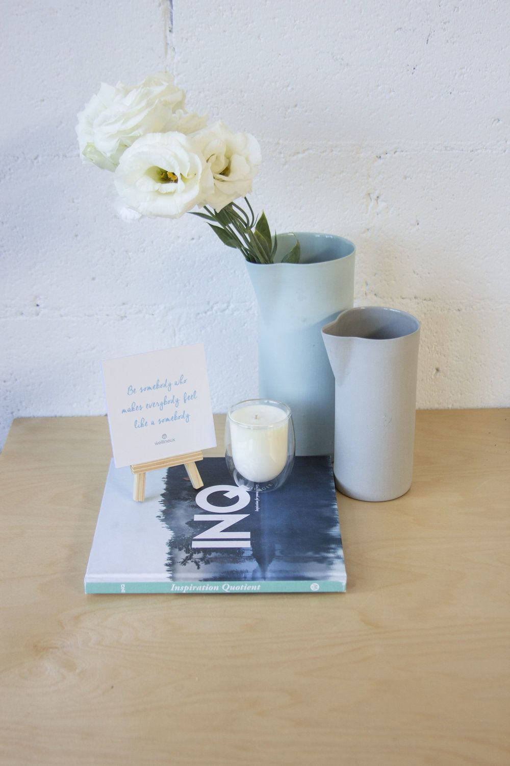 Inspiration Quotient (INQ) Coffee Table Book (With images ... on Coffee Table Inspiration  id=11752