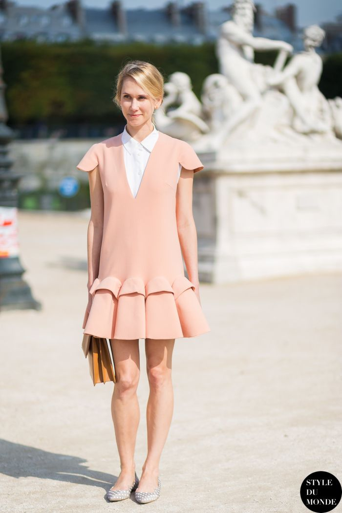 Indre Rockefeller Street Style Street Fashion Streetsnaps by STYLEDUMONDE Street Style Fashion Photography