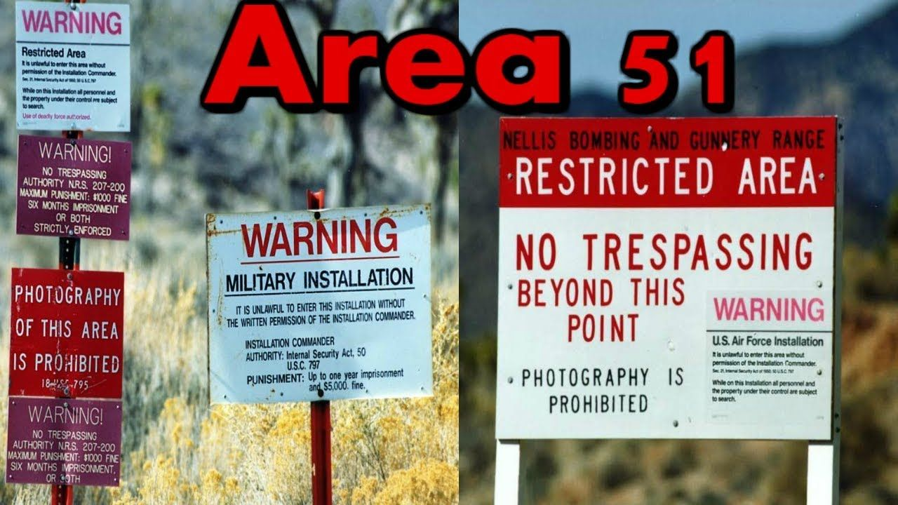 Area 51 Conspiracy|Rare photo of Area 51|Uncut footage of