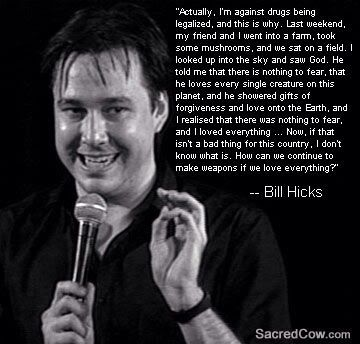 Bill Hicks Bill hicks quotes, Stand up comedians