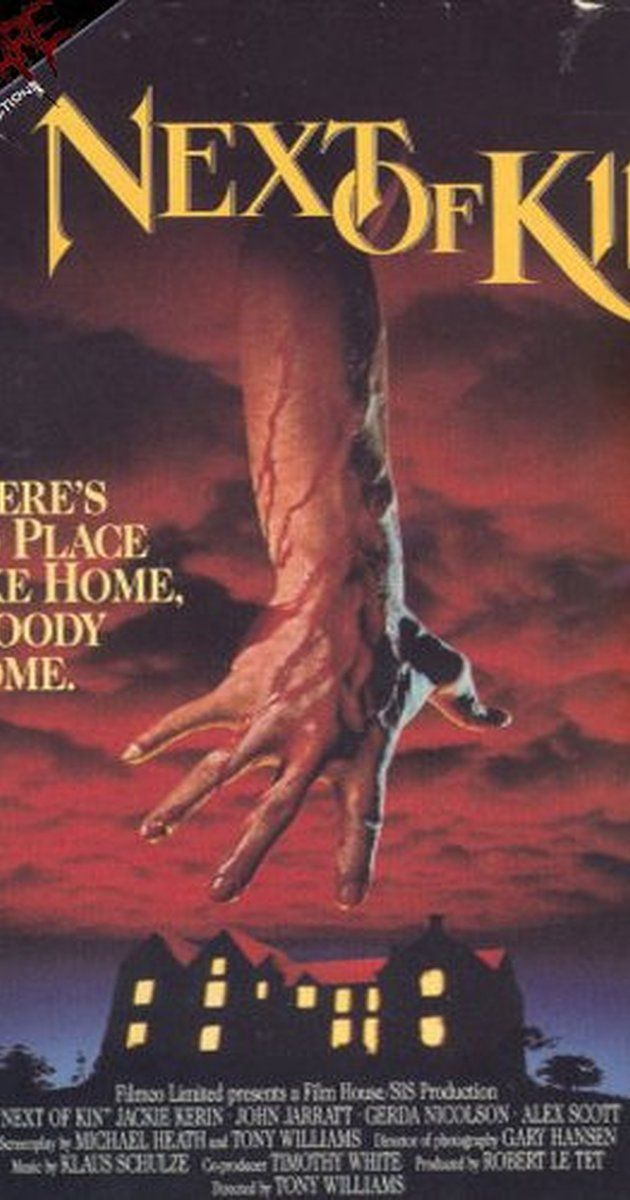 Next of Kin (1982) - IMDb | Horror movies I want to see in