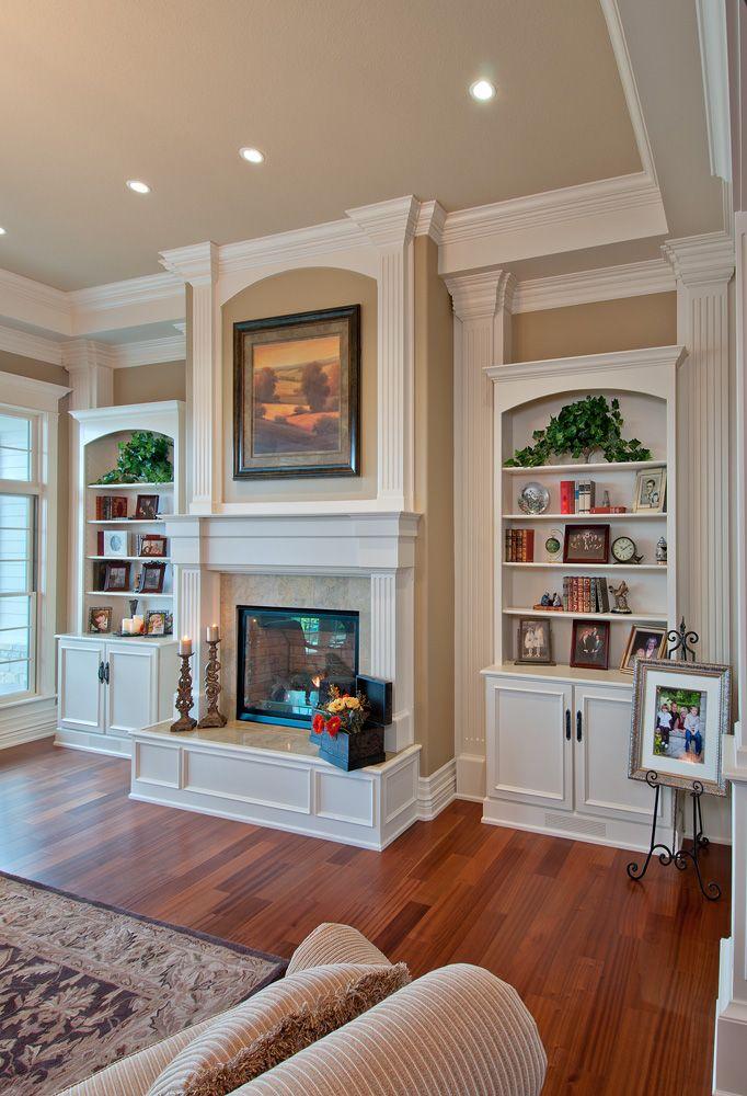 Interior Design Fireplace Living Room: Interior Design, Living Room