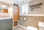 Lower-Level Bathroom-After     Full Before and After pictures of a split level h...
