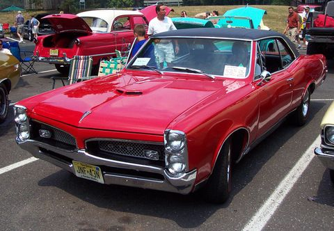 Pontiac S Problems Were More Complicated Than Sales Wizbang Blue Pontiac Gto Muscle Cars Gto