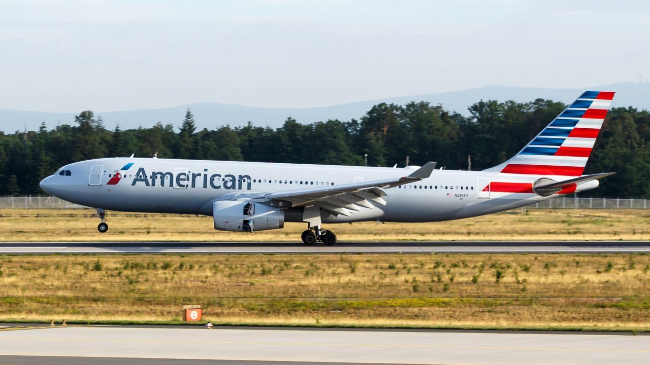 American Airlines Fleet Airbus A330200 Details and