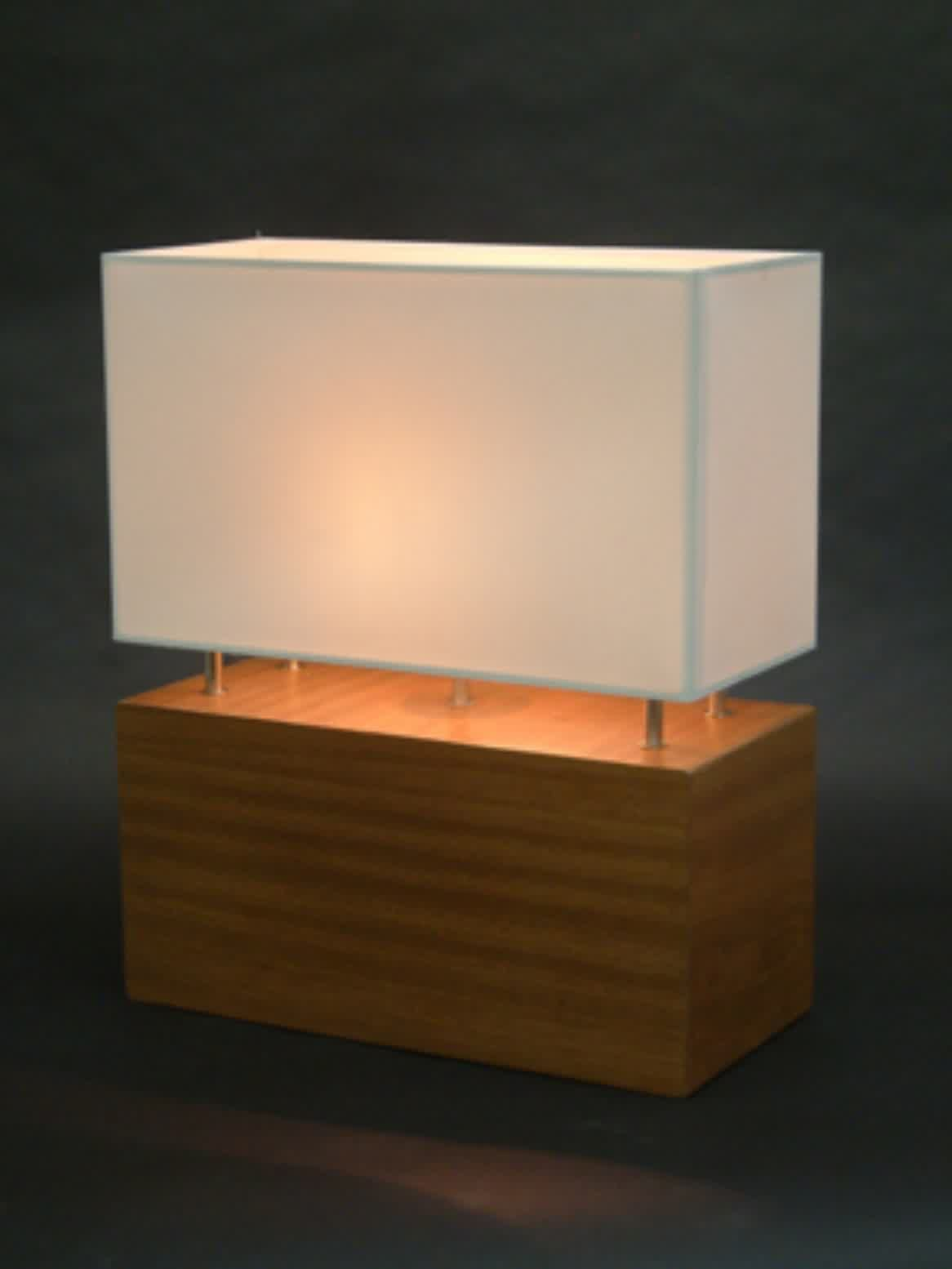 Representation Of Rectangle Lamp Shades Design Variants And Images