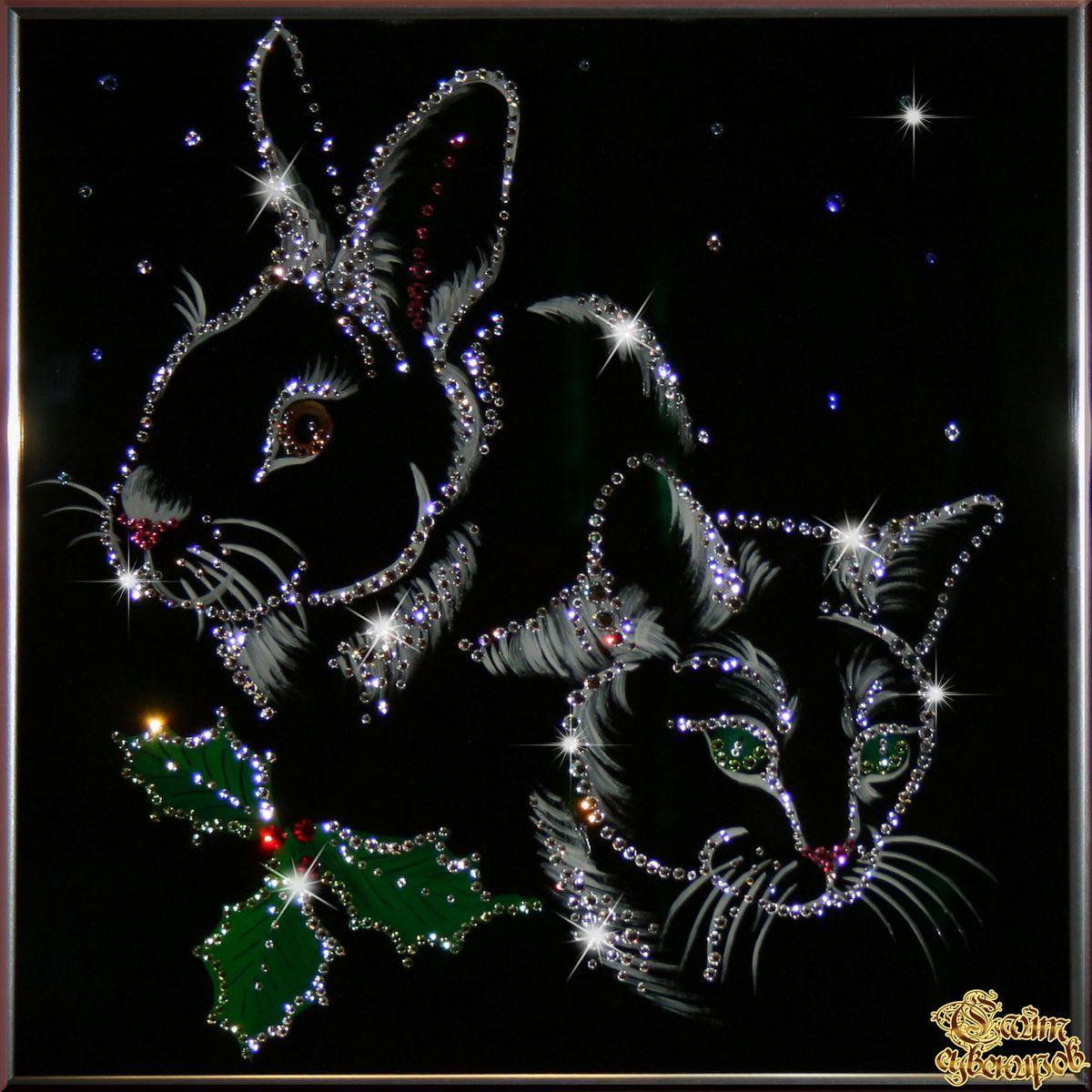 ужин или блестяшки картинки кошки перов
