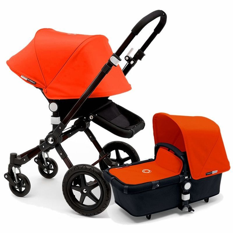 Bugaboo 2015 Cameleon 3 Stroller With Extendable Canopy