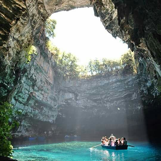 Isla de Cefalonia. Grecia