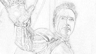 avengers endgame coloring pages free and downloadable  avengers coloring pages