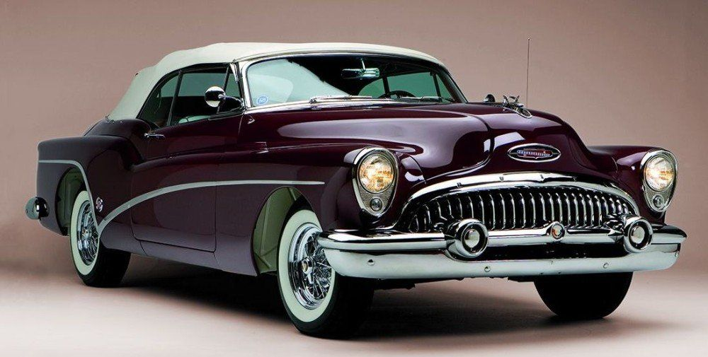 Top 100 American Collector Cars of All Time - - Hemmings Motor ...