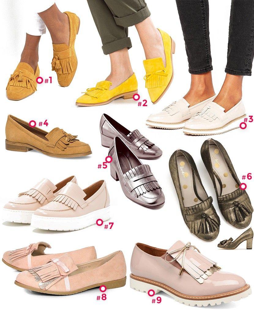 42144354687 Chaussures à Franges Nos 30 modèles Coups de Coeur pour Femme ...