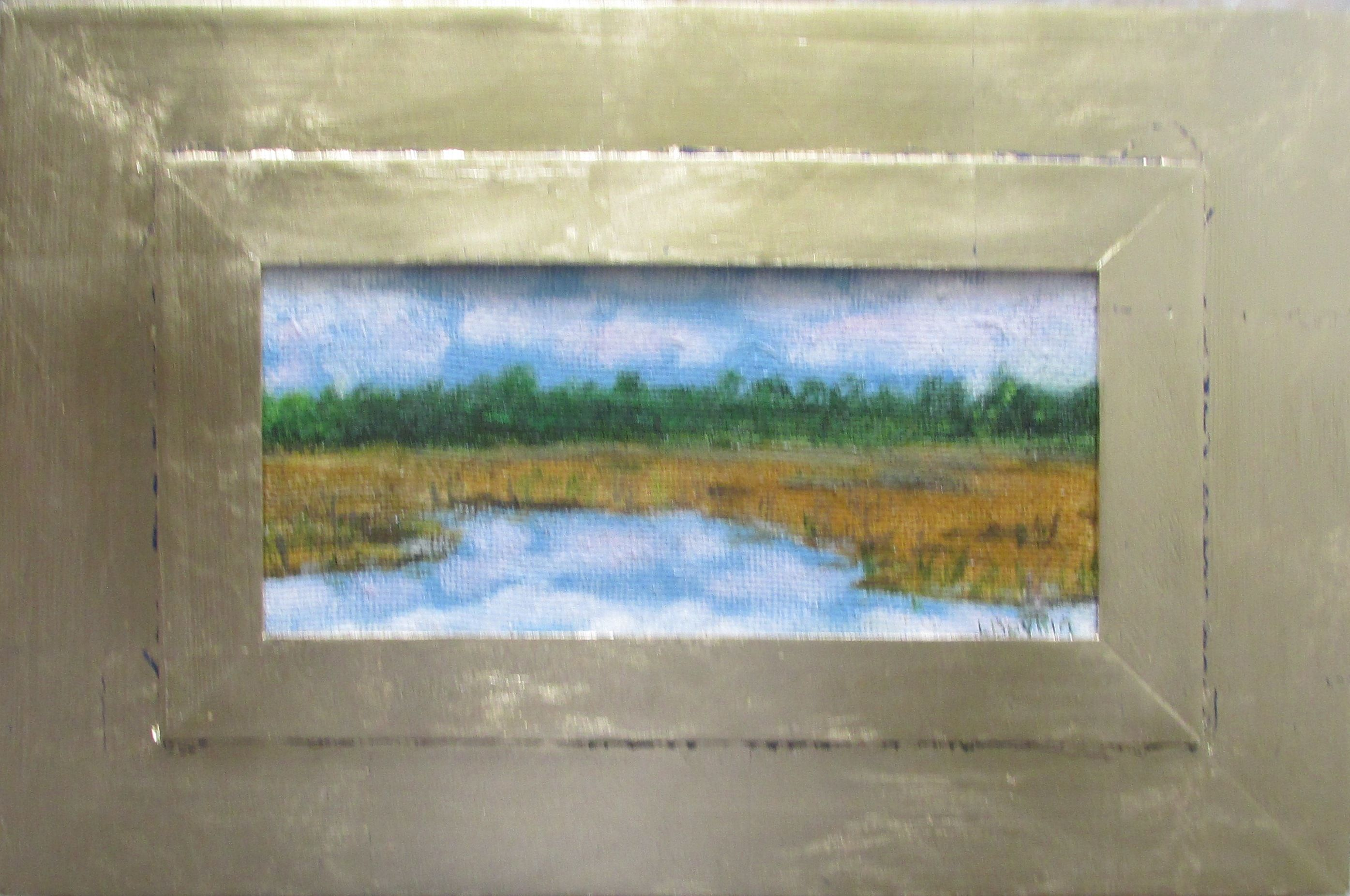 Sanctuary S Edge By Linda L Boykin In 2020 Painting Art Sanctuary