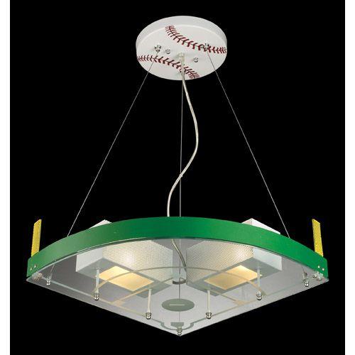 Baseball Decor For Kids Baseball Ceiling Lamp Baby