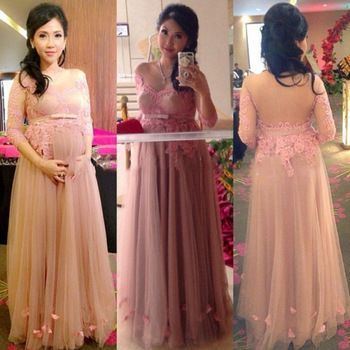 Les Robe Soiree 2015 Pour Les Fille Maternity Evening Dress Dresses For Pregnant Women Maternity Dresses
