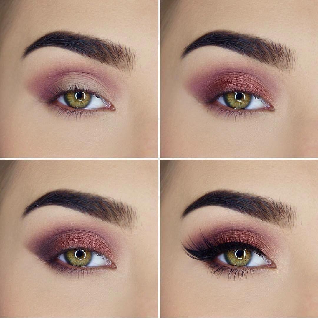Natural Eye Makeup For An Everyday Casual Look Makeup