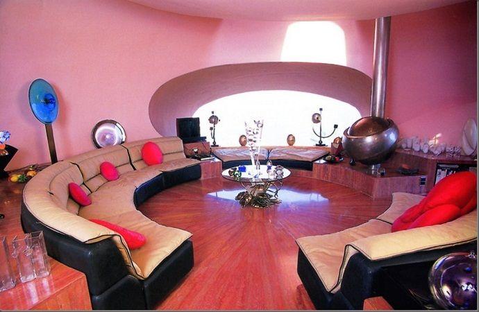 Pierre Cardin Maison bulles Antti Lovag - Tuxboard.com   Space Age ...