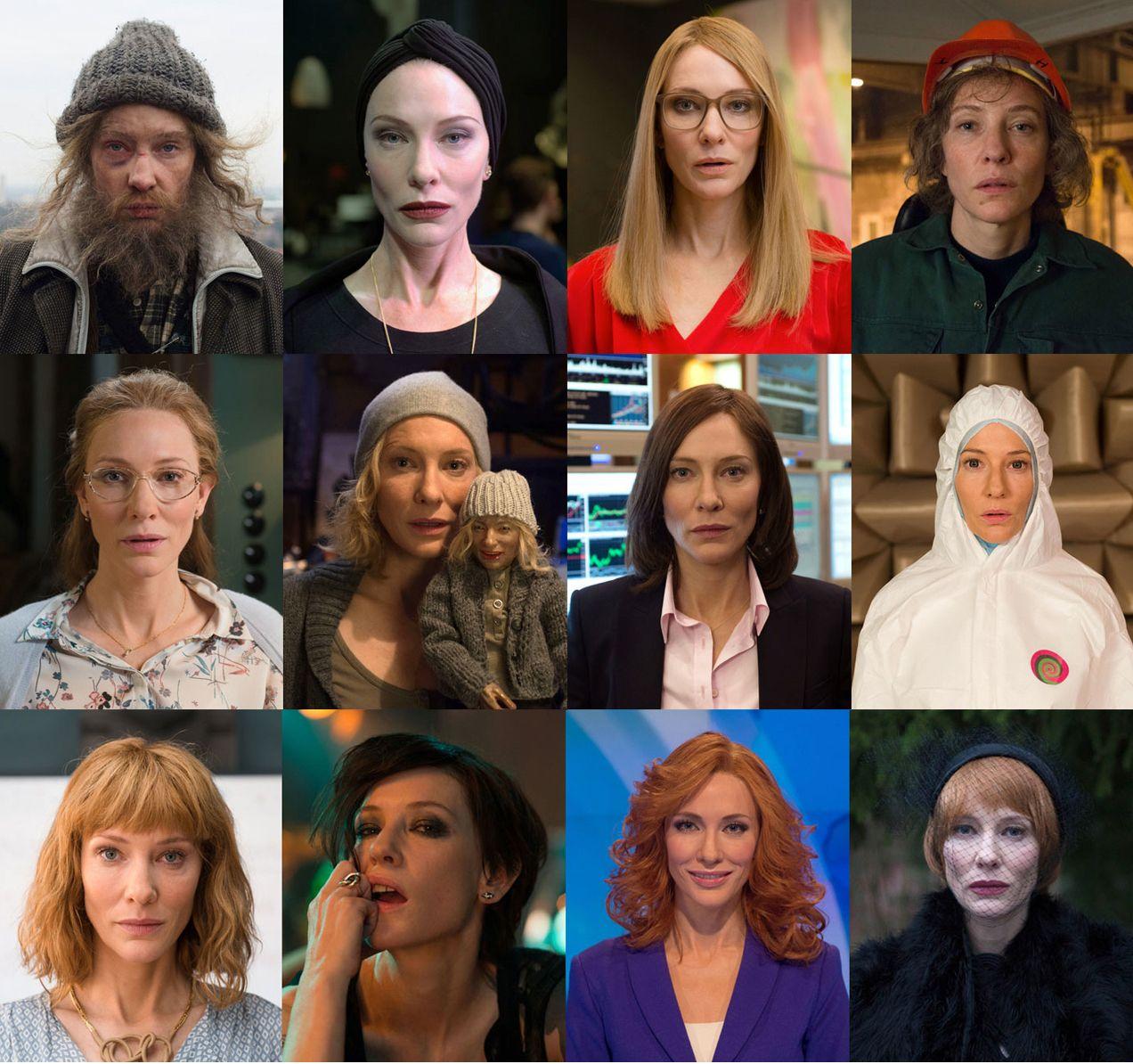The Chameleonic Cate Blanchett Brings 20th Century Art Manifestos To Life Cate Blanchett Art Manifesto Manifesto Cate Blanchett