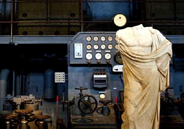 La Fabbrica degli Dei: visita guidata alla Centrale MontemartiniIl primo impianto pubblico di produzione elettrica a Roma si rivelerà uno scrigno in pieno stile Liberty, bellissimo e audace pro