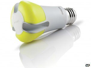 A prize-winning light bulb that lasts for 20 years