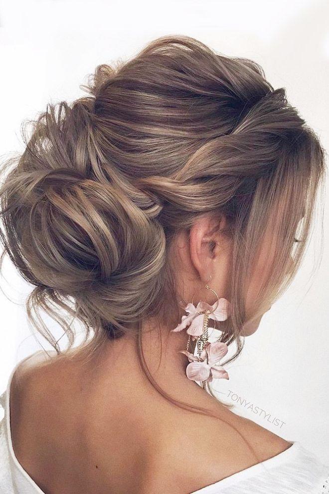 Simple Wedding Short Hairstyles Simple Wedding Hairstyles You Can Do Yourself Medium Hair Styles Wedding Hair Inspiration Wedding Hairstyles For Medium Hair