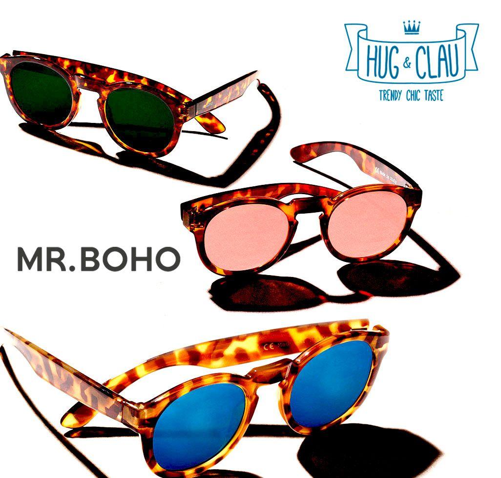¿Quién dice que las gafas de sol son sólo para el verano? Si eres de las que les gusta lucir este complemento todo el año, recuerda que en Hug & Clau puedes encontrar las de Mr.Boho, gafas de sol de calidad a precios asequibles. ¡Marcarás la diferencia!.  Descubre todos los modelos disponibles en nuestras tiendas de Madrid, Barcelona y Bilbao.