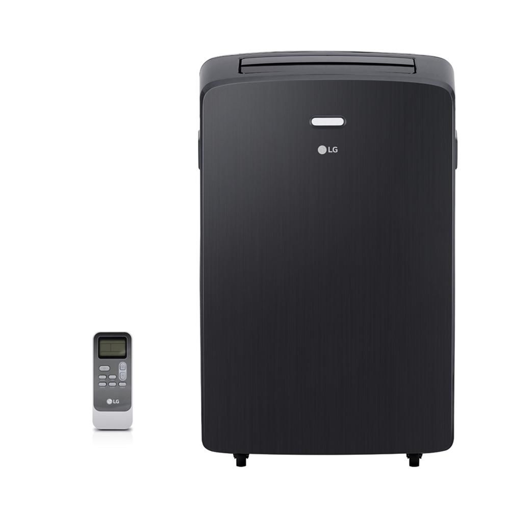 Lg Electronics 12 000 Btu 7 000 Btu Doe 115 Volt Portable Ac W Dehumidifier Function And Lcd Remote Portable Air Conditioner Dehumidifiers Lg Electronics