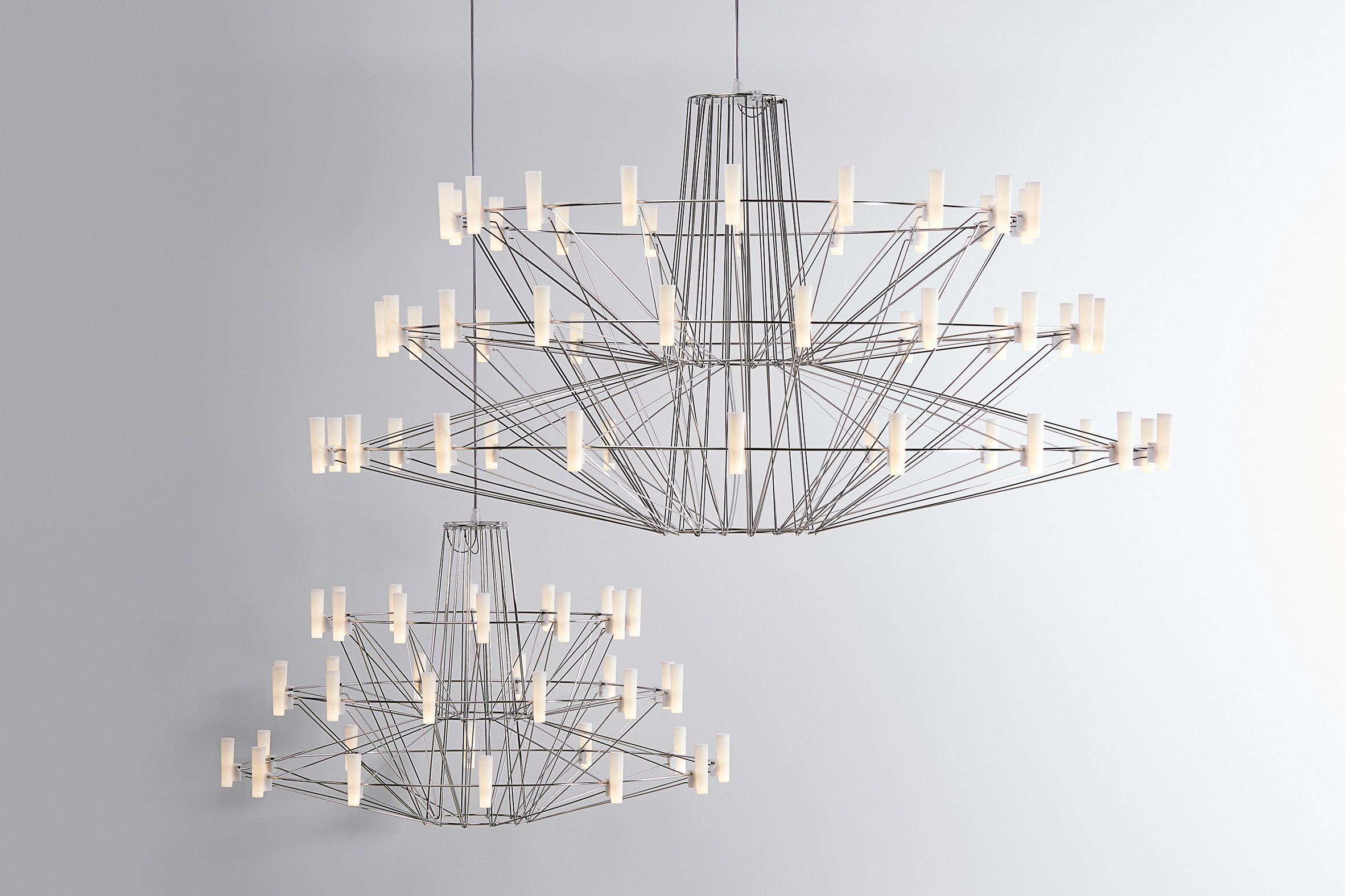 Success Of Copp Lia Chandelier Is A Dream Come True