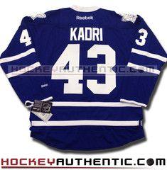 4c2b8b35723 Nazem Kadri Toronto Maple Leafs home Reebok jersey