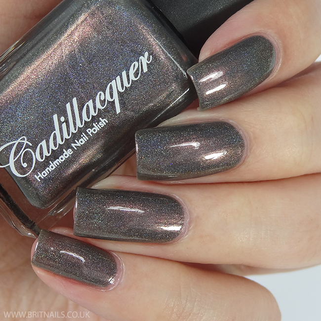 Cadillacquer Dreams and Dust Collection - A Dragon is not a Slave ...