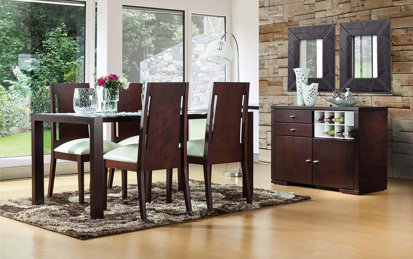 Oben muebles comedor avantti ideas para el hogar - Comedores altos modernos ...
