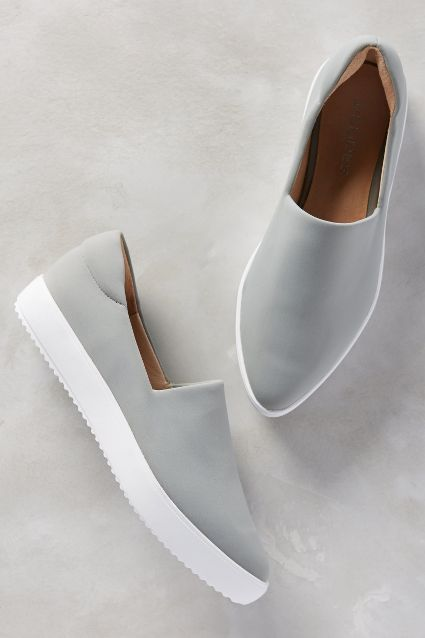 Dibbie Slip-On Sneakers - anthropologie Enjoy These Sneakers